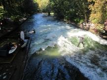 Surf no rio