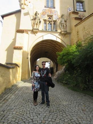 Castelo Hohenschwangau (Crédito: Luiza Maciel)