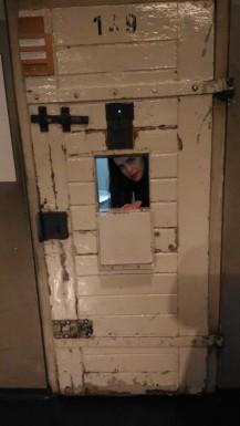 Réplica de uma cela