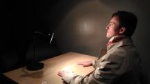 Réplica de uma sala de interrogatório