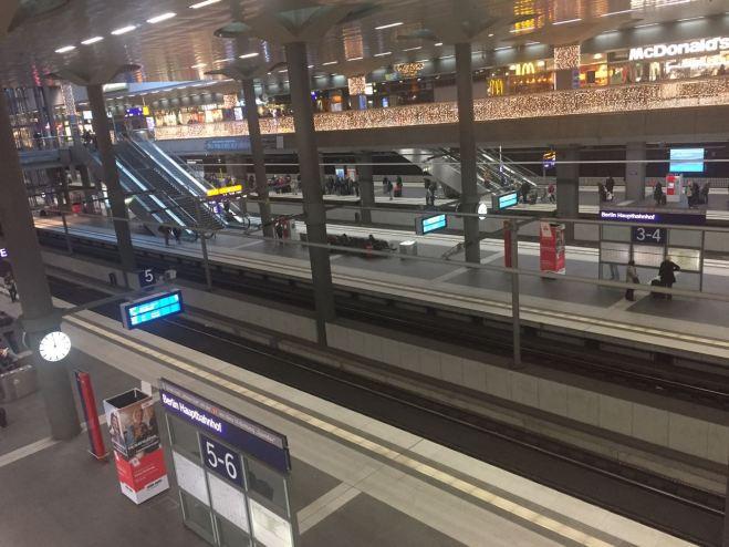 Estação Ferroviária Central (Crédito: Luiza Maciel)