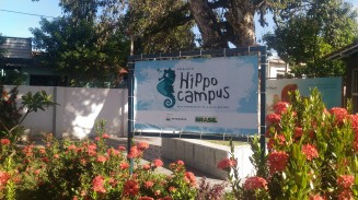 Entrada do Projeto Hippocampus