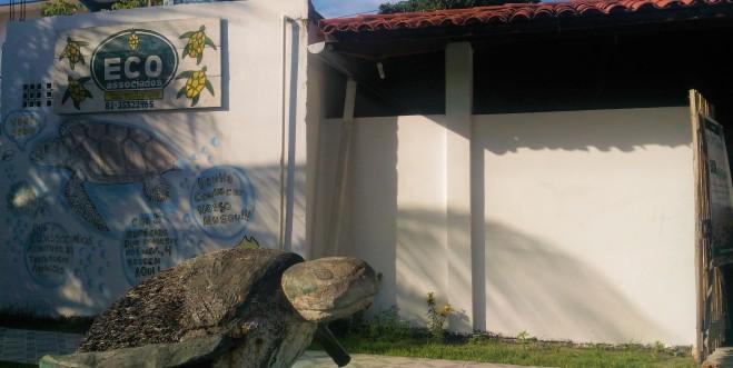 Sede da ONG Ecoassociados