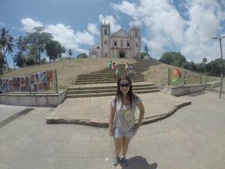 Igreja do Carmo e escadaria