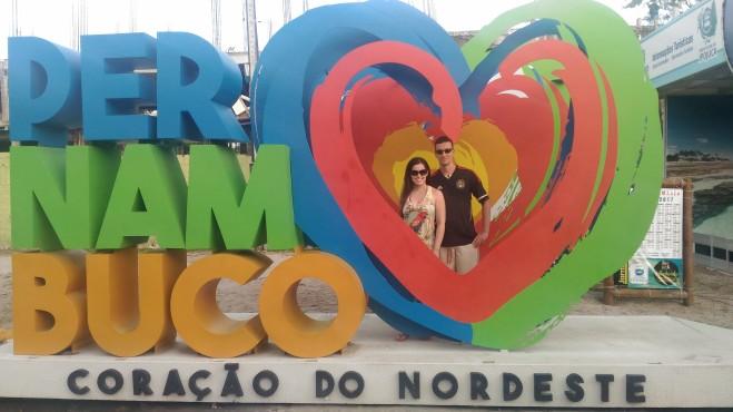Pernambuco, coração do Nordeste