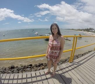 Deque Praia de Suape