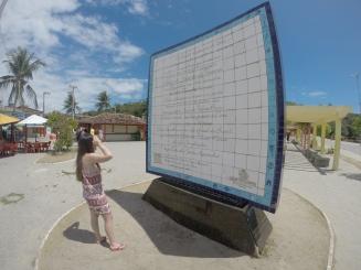 Mural Praia de Suape