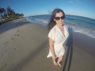 Fim de tarde na Praia do Paiva