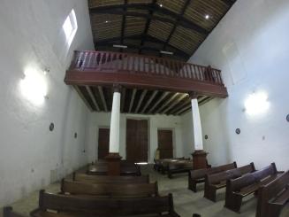 Local de realização das missas