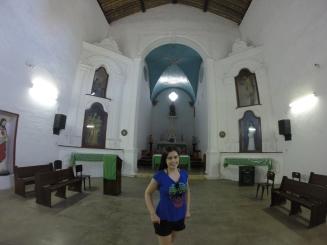 Altar do convento