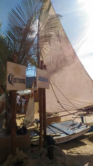Decoração Na Praia