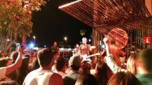 Show do Tuca Fernandes no palco secundário
